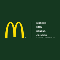 McDonalds | Morges, Etoy, Renens, Crisser centre commercial