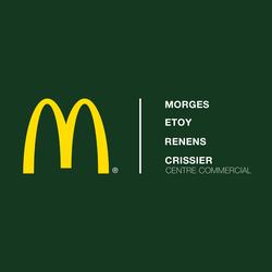 McDonalds | Morges, Etoy, Renens, Crisser centre commercial