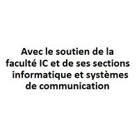 Faculté IC EPFL